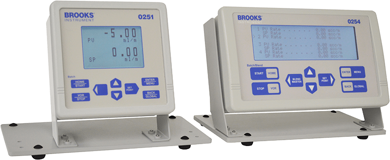 Brooks Instrument Power Supply, Readout & Set Point Controllers