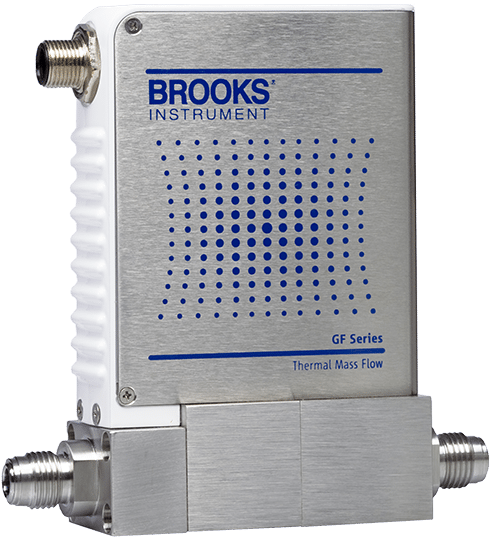 Brooks Instrument GF100 Series Metal Sealed Thermal Mass Flow Controllers & Meters