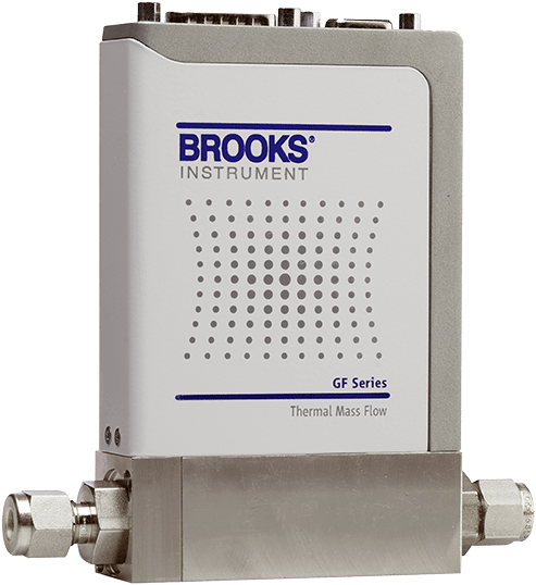 Brooks Instrument GF40 Series Elastomer Sealed Thermal Mass Flow Controllers & Meters
