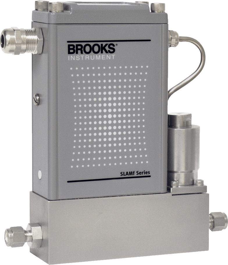 Brooks Instrument SLAMf Series Elastomer Sealed Pressure Controllers